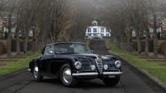 1951 Alfa Romeo 6C 2500 SS Villa d'Este Coupé by Touring