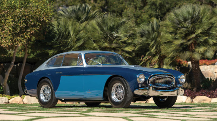 1952 Cunningham C3 Coupe by Vignale