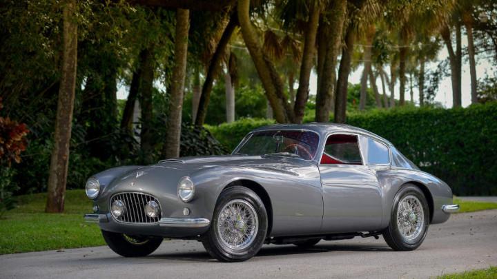 1953 FIAT 8V Elaborata