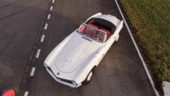 1957 BMW 507 Roadster Series II