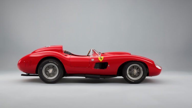 2016 (Full Year): Ten Most-Expensive Cars Sold at Public Auction