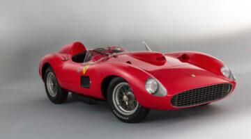 1957 Ferrari 315 / 335 S – Second Most-Expensive Car Ever
