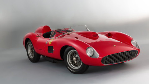 1957 Ferrari 315 / 335 S Scaglietti Spyder