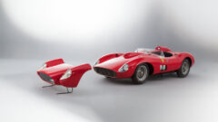 2016 Full Year Ten MostExpensive Cars Sold at Auction
