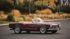 1959 Maserati 3500 GT Spyder Prototype by Vignale