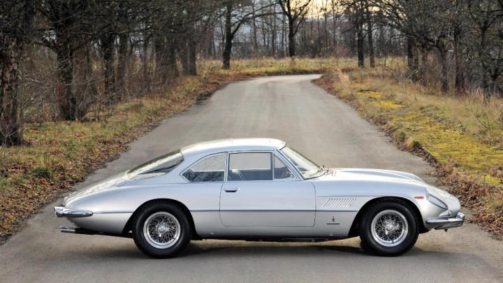 1962 Ferrari 400 Superamerica LWB Coupé Aerodinamico1