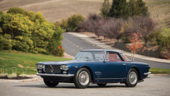 1962 Maserati 5000 GT Coupe by Allemano