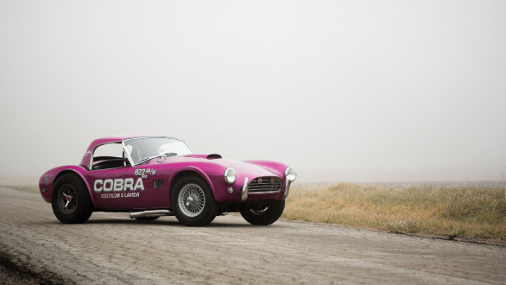 "1963 Shelby 289 Cobra ""Dragonsnake"""