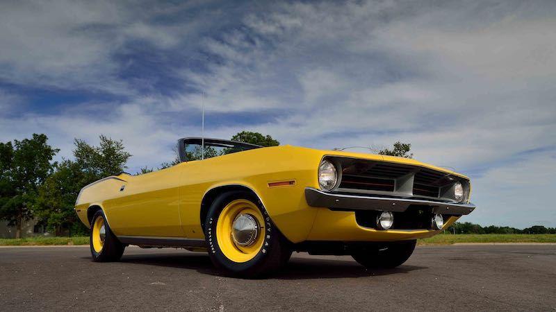 Arizona Classic Car Auction Results