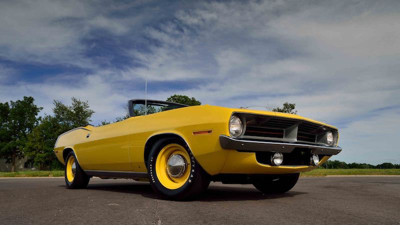 Best Classic Car Auctions In Usa