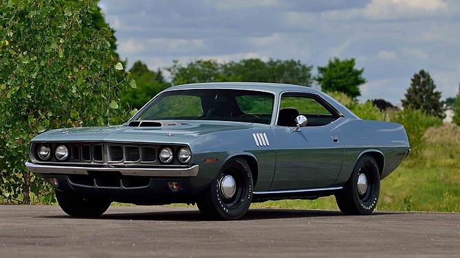 1971 Plymouth Hemi Cuda