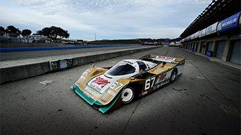 1989 Porsche 962 Daytona 24 Hour Winner, Driven by Derek Bell (Lot S98) a