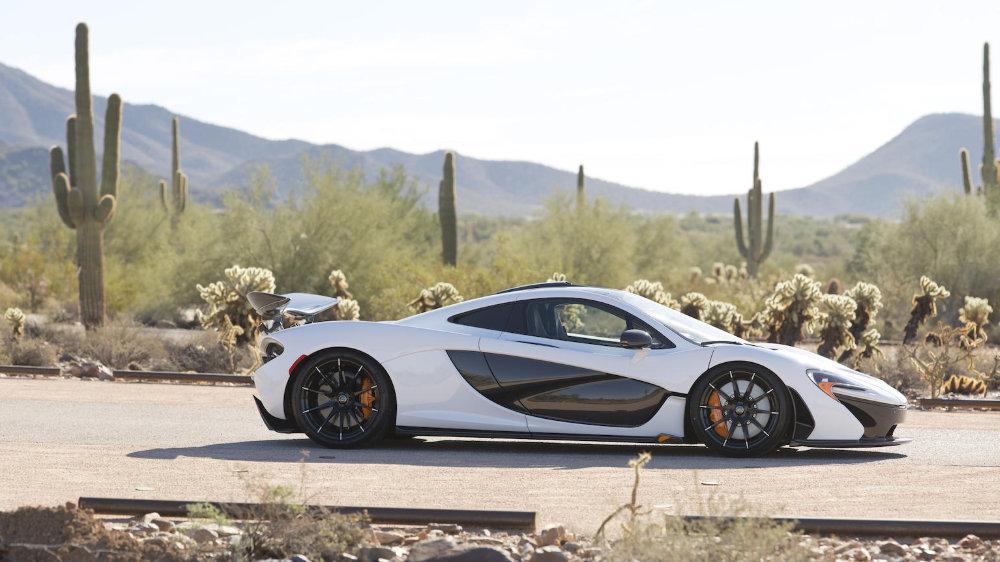 2015 McLaren P1