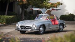 1955 Mercedes Benz 300 SL Gullwing