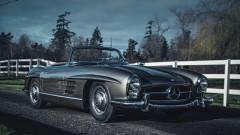 1958 Mercedes-Benz 300 SL Roadster