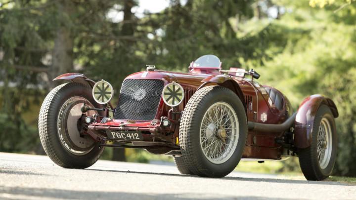 1933 Maserati 8C 3000 Biposto