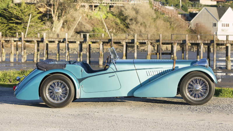 1937 Bugatti Type 57 SC Sports Tourer