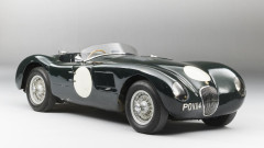 1952 Jaguar C-Type Sports Racing Chassis XKC011