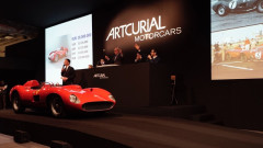 1957 Ferrari 335 Sport at Auction