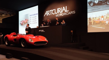 2016 (Jan to July): Ten Most-Expensive Cars Sold at Public Auction