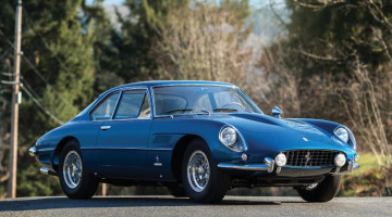 2016 RM Sotheby's Amelia Island Auction Results
