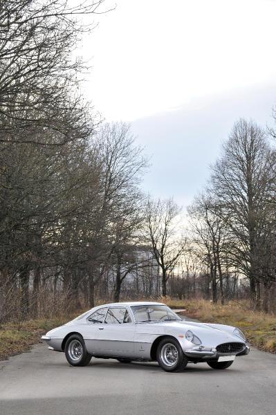 1962 Ferrari 400 Superamerica LWB Coupé Aerodinamico