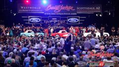 1950s Chevrolet Corvettes