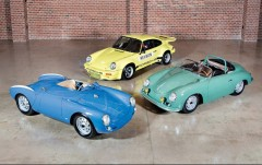 Porsches from the Jerry Seinfeld Collection