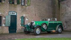 1926 Mercedes Benz 24/100/140 PS Model K La Baule Transformable