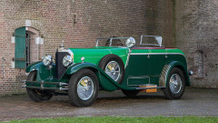 1926 Mercedes Benz 24/100/140 PS Model K La Baule Transformable