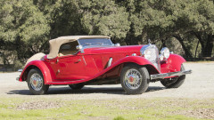 1936 Mercedes Benz 500 K Sports Roadster