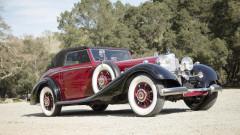 1938 Mercedes Benz 540 K Roadster