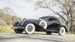 1939 Mercedes Benz 540 K Cabriolet A