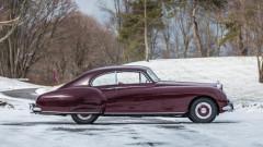 1954 Bentley R-Type Continental Fastback Sport Saloon