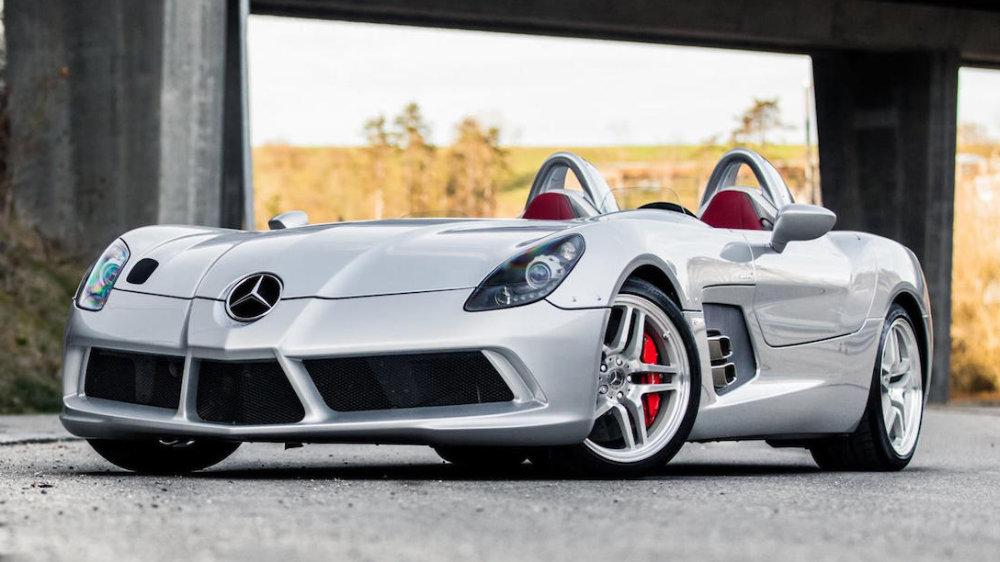 """2009 Mercedes Benz SLR McLaren """"Stirling Moss"""""""