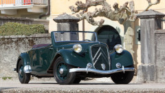 1939 Citroën 15 CV Roadster