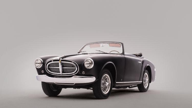 1952 Ferrari 212 Inter Cabriolet by Vignale