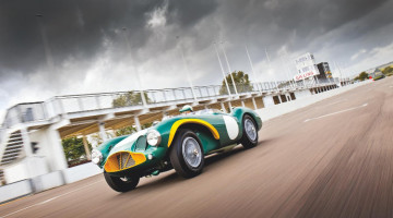 2016 Bonhams Aston Martin Works Sale (Preview Press Release)