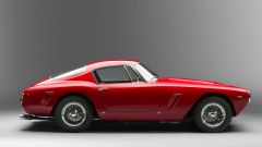 1961 Ferrari 250 GT SWB Berlinetta side profile
