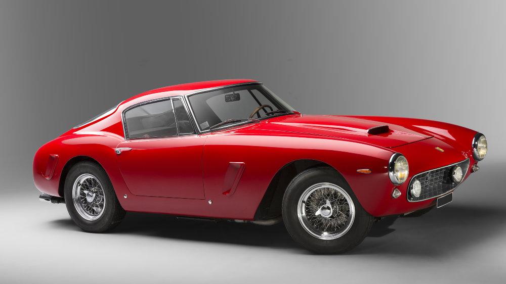 2016 Artcurial Le Mans Classic Sale Preview 1961 Ferrari 250 Gt Swb