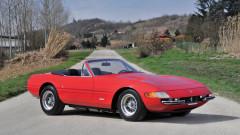 1972 Ferrari 365 GTS/4 Daytona Spider by Scaglietti