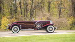 "1929 Duesenberg Model J ""Disappearing Top"" Convertible Coupe by Murphy"