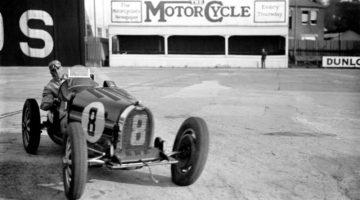 2016 Bonhams Quail Lodge Sale (Press Release: 1931 Bugatti Type 51)