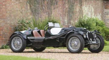2016 Bonhams Goodwood Revival (Press Release: 1936 Aston Martin)