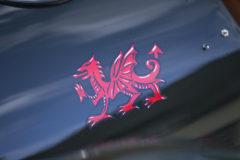 "1936 Aston Martin Speed Model ""Red Dragon"""