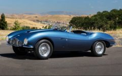 1954 Aston Martin DB2/4 Spider