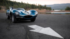 1955 Jaguar D-Type: Most-Expensive British Car Ever