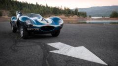 1955 Jaguar D-Type: Most-Expensive British Car Ever