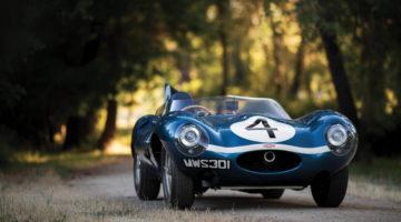 2016 RM Sotheby's Monterey Sale (Press Release: Jaguar D-Type)