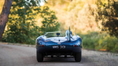 1955 Jaguar D-Type, chassis XKD501